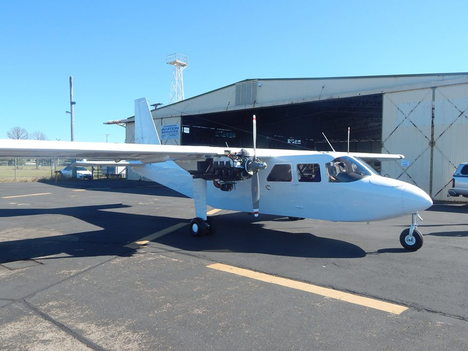 Central Queensland Plane Spotting: Maryborough Aviation Services
