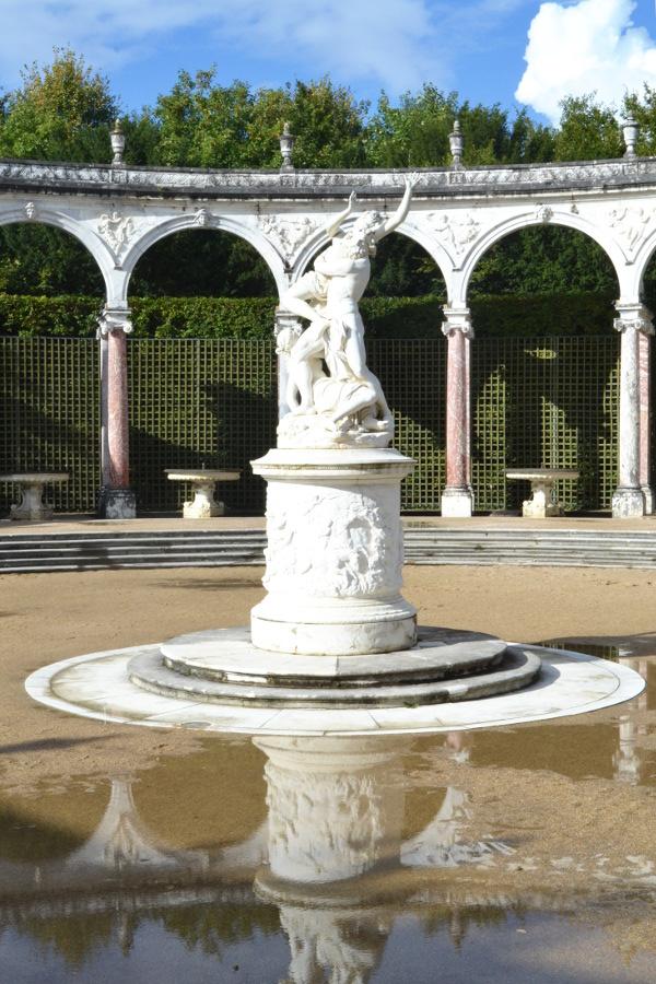 Art et glam les jardins du ch teau de versailles - Jardin chateau de versailles horaires ...