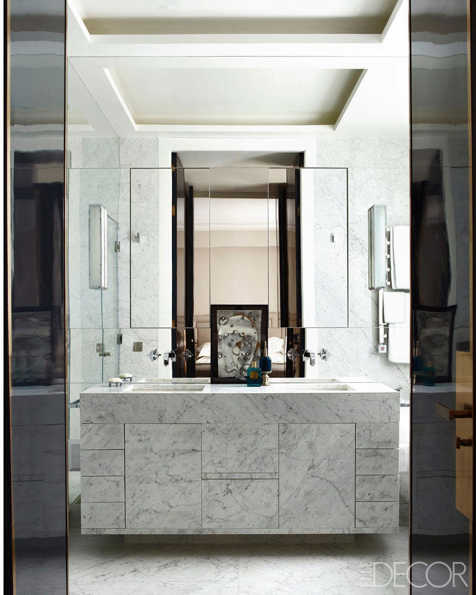 Paris Style Bathroom Decor: Loveisspeed.......: The Golden Touch: A Gilded, Glamorous
