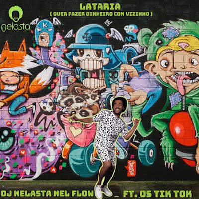 Dj Nelasta Feat. Os Tik Tok - Pão Com Chouriço (Afro House) Download Mp3