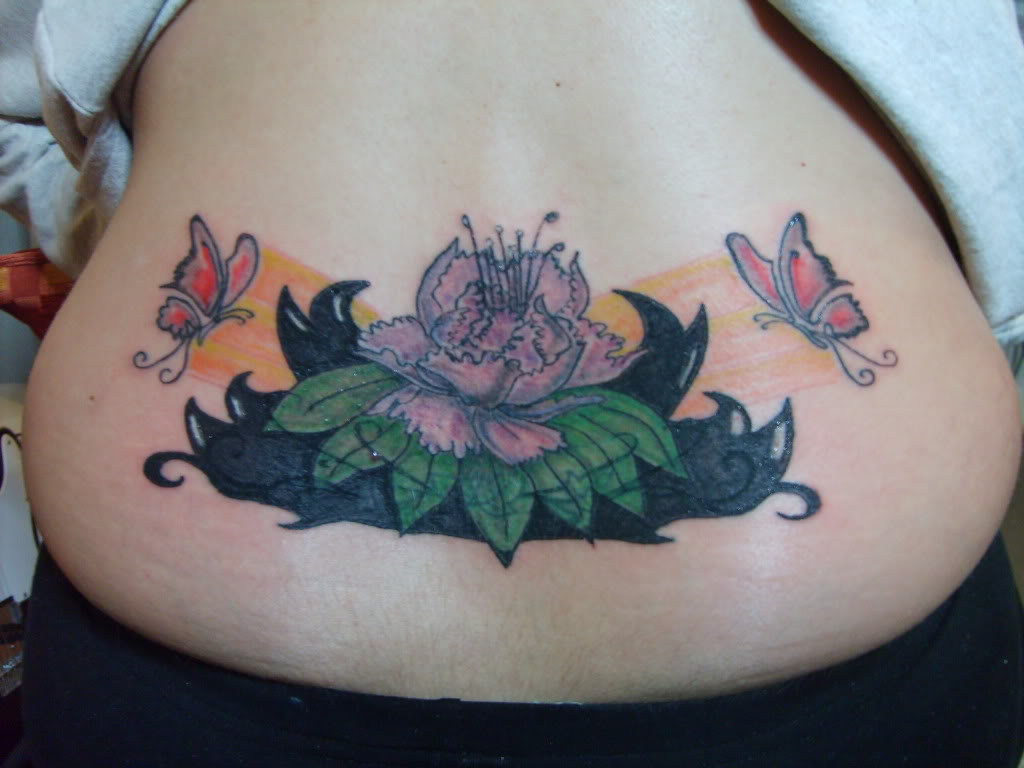 Body Art World Tattoos Lower Back Tattoos Sure Are Hot