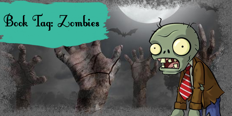 Book Tag Apocalipsis Zombie