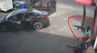Hero cop at Zenith bank robbery Owerri