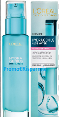 Logo Diventa tester L'Oreal Hydra Genius Aloe Water