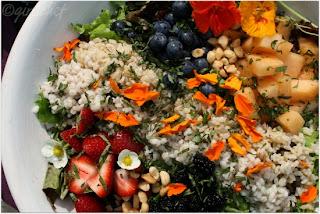 Chickpea Tender Mandarin Asian Salad 6