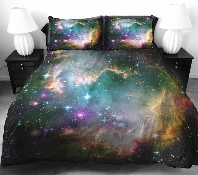 Parure de Lit Galaxie
