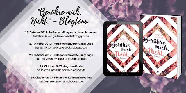 Blogtour Berühre mich nicht von Laura Kneidl