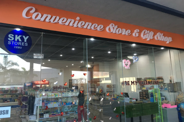 Sky Water Park Convenience Store and Gift Shop j centre mall mandaue city cebu