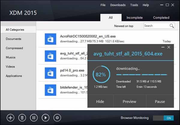 تحميل مجانى لبرنامج internet download manager