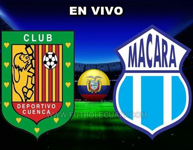 Deportivo Cuenca se mide ante Macará en vivo a partir de las 20h00 horario determinado por la comitiva a realizarse en el Estadio Alejandro Aguilar Serrano por el arranque de la fecha trece campeonato ecuatoriano, siendo el juez principal Augusto Aragon con transmisión del canal autorizado GolTV.