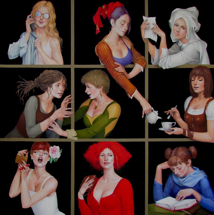 Andrius Kovelinas Women