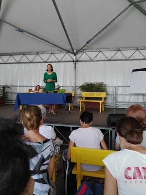 Elle e Alli al Macrolibrarsi Fest: intervento di Lisa Casali
