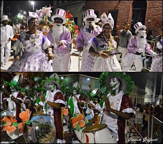 Desfile de Llamadas 2017 Montevideo Uruguay  Carpintera del Roth