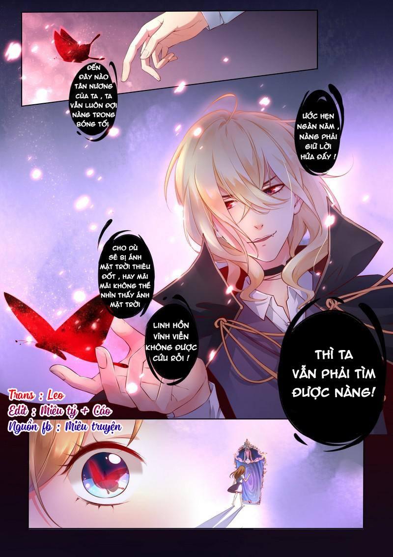 Huyết Tộc Điện Hạ Xin Đừng Cắn Tôi Chap 1