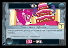 My Little Pony Pinkie's Worst Nightmare High Magic CCG Card