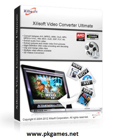 Xilisoft Video Converter Standard Serial Key