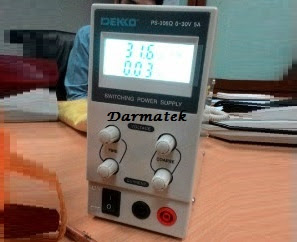 Darmatek Jual DEKKO PS-305Q Mini DC Switching Power Supply