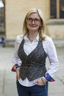 Cressida Cowell. Director of How To Train Your Dragon 2