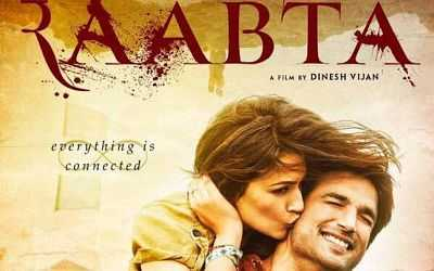 Raabta (2017) Hindi Movie Watch Online 300mb Download