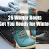 26 Pair of Winter Boots Get You Ready for Winter