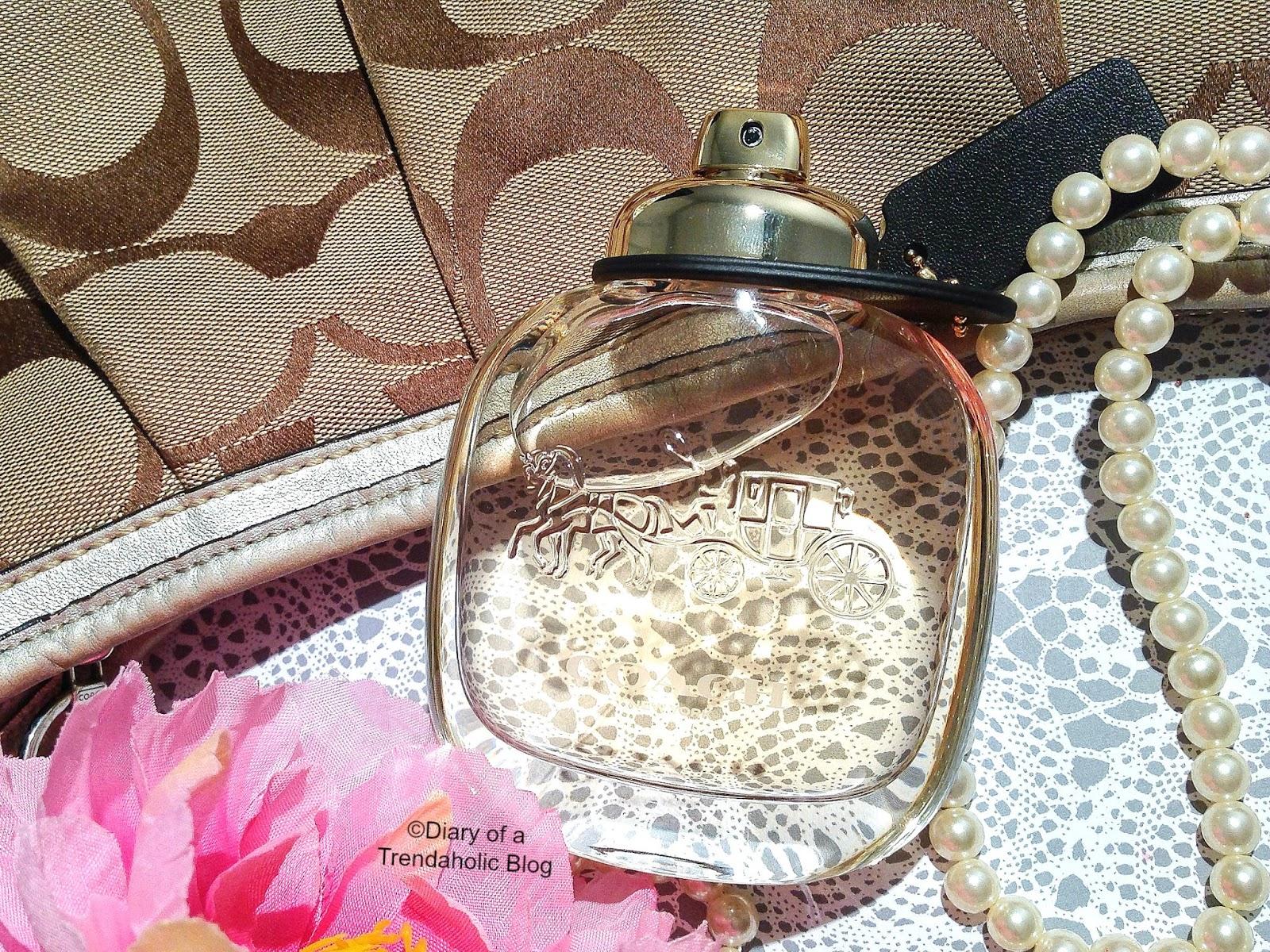 Diary Of A Trendaholic Coach New York Eau De Parfum Review