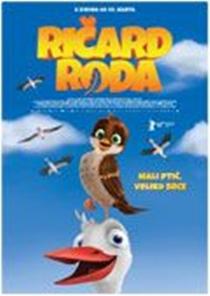 Richard the Stork - Ričard Roda (2017) Recenzija Filma