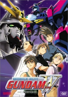 Mobile Suit Gundam Wing Episode 01-49 [END] MP4 Subtitle Indonesia