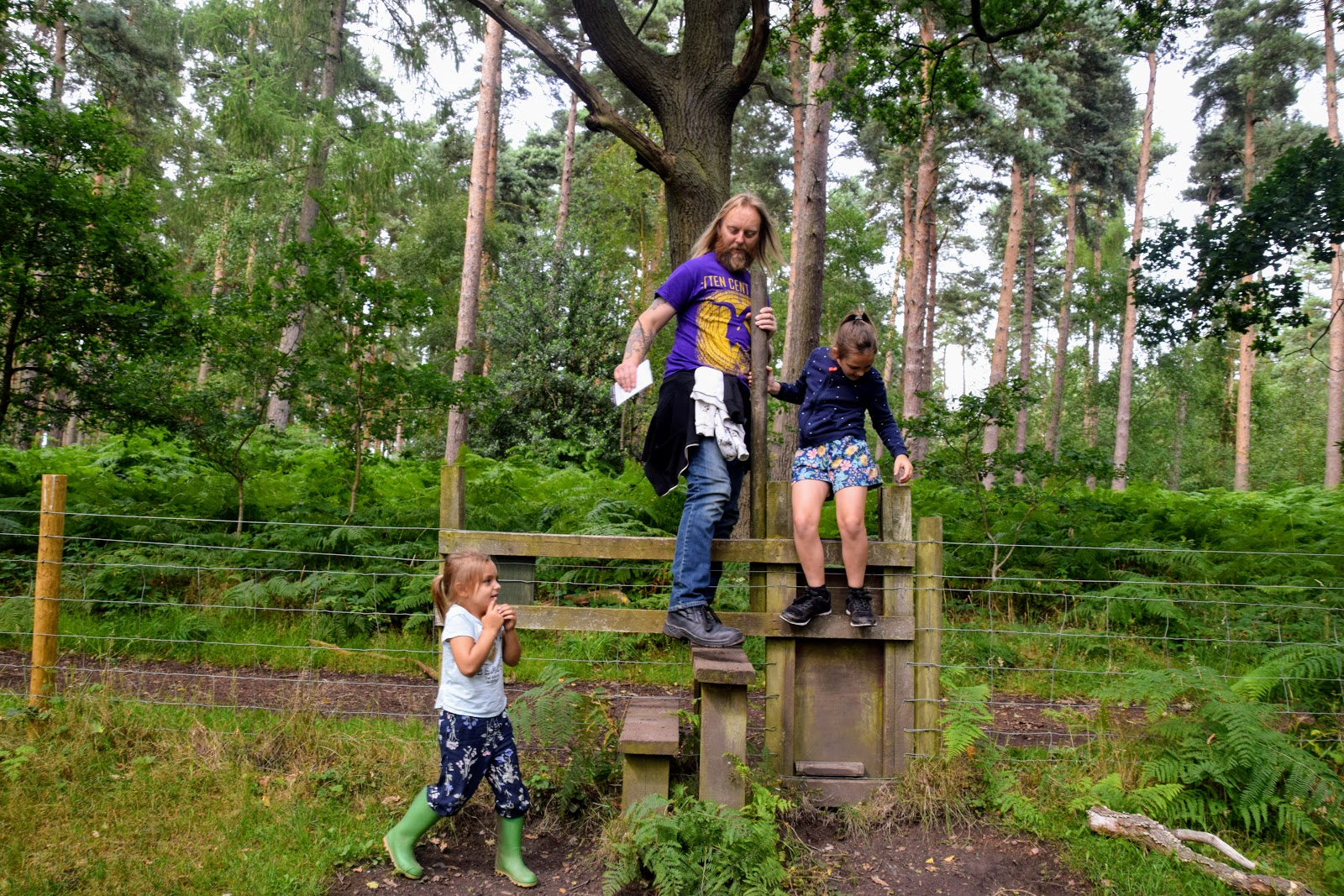, Visiting Sherwood Forest Country Park & Visitor Centre