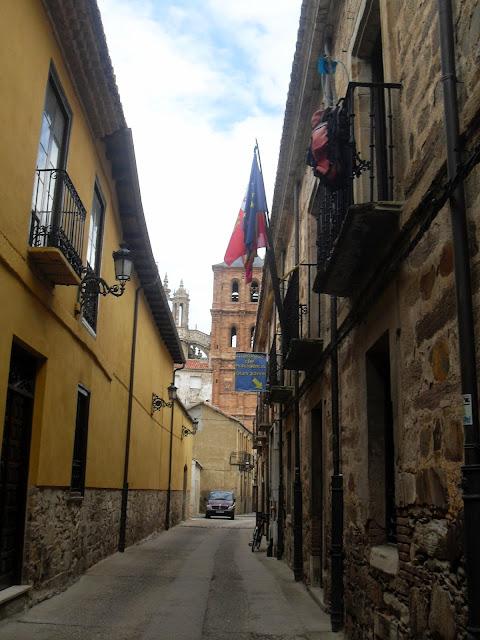 que ver en un paseo por Astorga