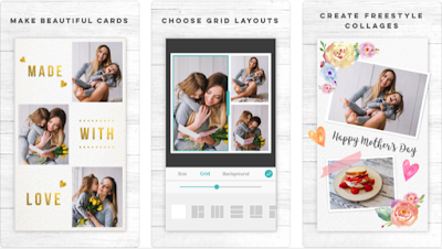5 Best Photo Collage Apps For iPhone & Android - Grid