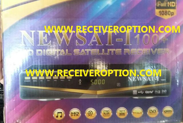 NEWSAT-I 100+ HD RECEIVER POWERVU KEY NEW SOFTWARE