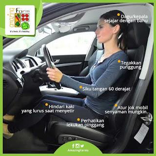 Berkendara dengan Sehat dan Nyaman