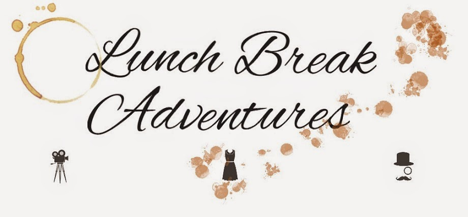 Lunch Break Adventures Blog Logo