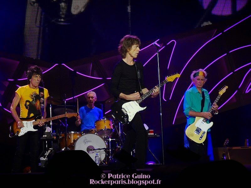 ROCKERPARIS: The Rolling Stones' No Filter European Tour 2017