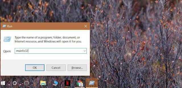 Cara Mencari Versi BIOS dan Update Pada Windows 10 1