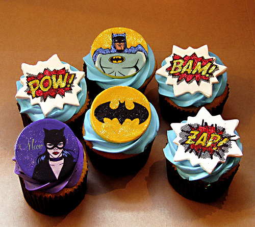 Sweet And Sassy Movie Cupcakes