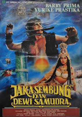 Jaka Sembung dan Dewi Samudra Poster