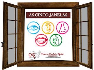 AS CINCO JANELAS