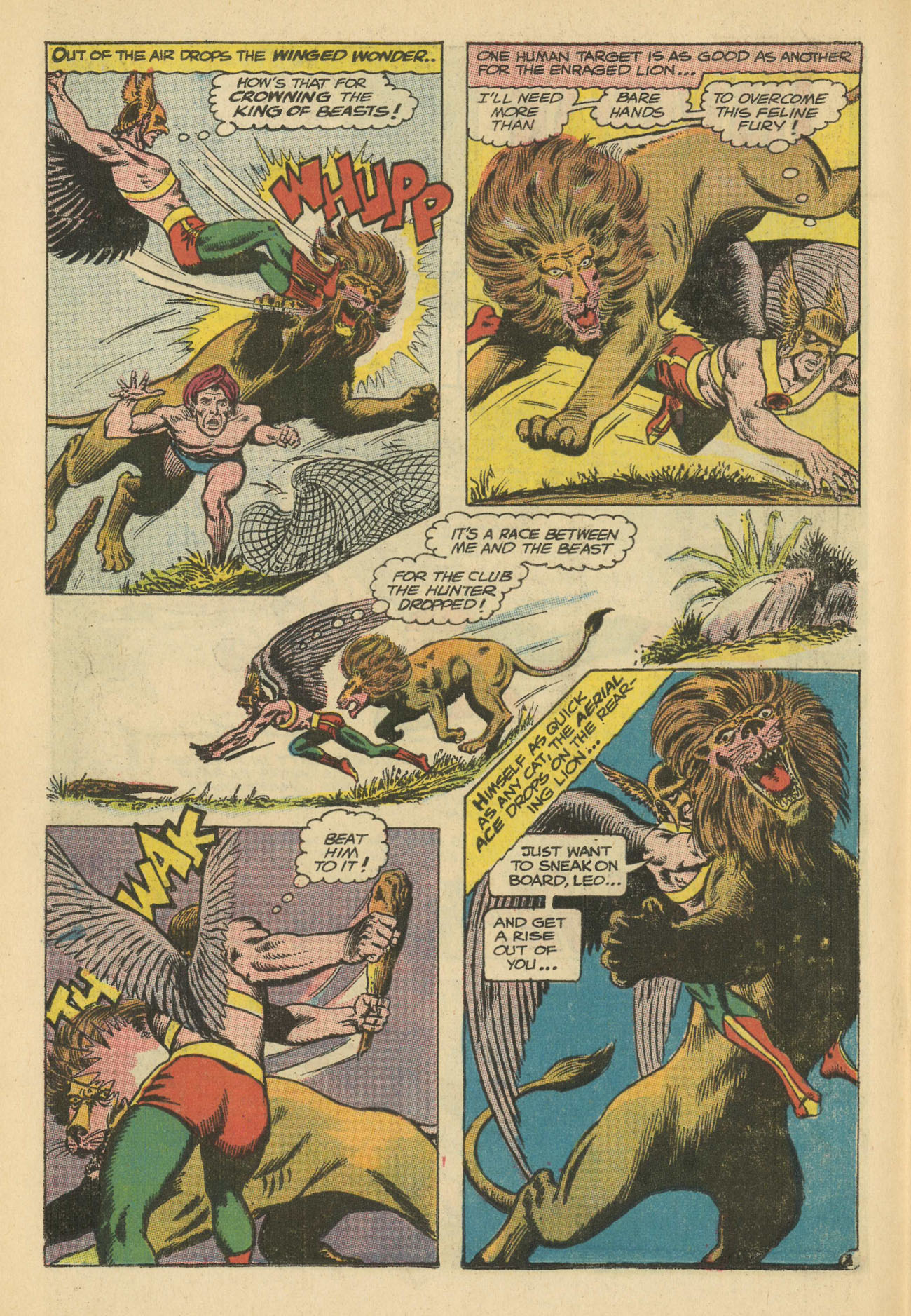Hawkman (1964) issue 20 - Page 18