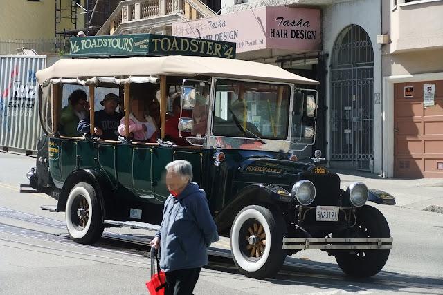 sf-old-car レトロカー