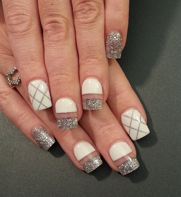White Nail Art Ideas For Your Inspiration Fine Art And You
