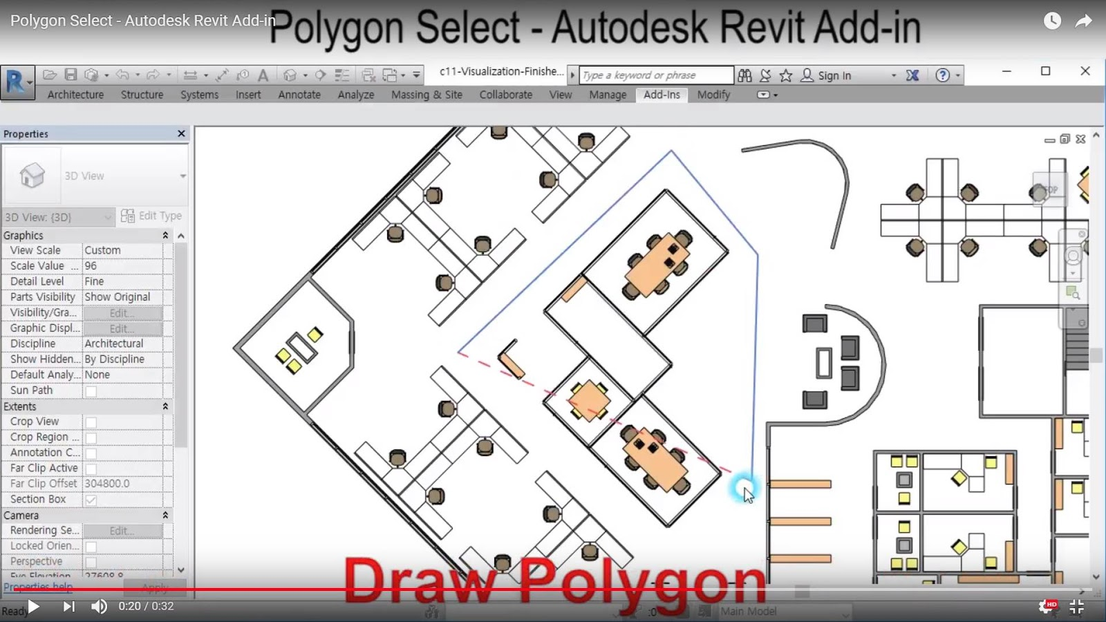 Revit add ons polygon select polygon select autodesk revit add in pooptronica