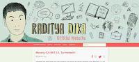 blogger raditya dika - ridho zamroni - sejarah ridho nge - blog