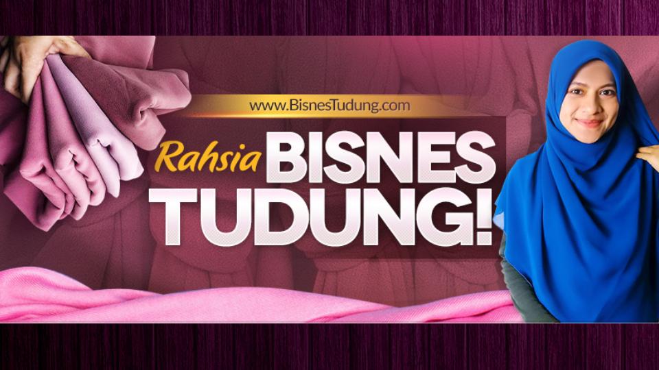 Nak Tahu Jana Untung RM15,000 Sebulan Menjual Tudung, Walaupun Tanpa Premis ?