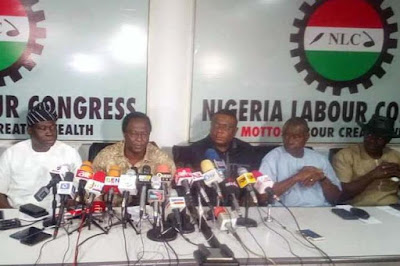 Labour Suspends Nationwide Strike, Gives Update