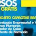 Em parceria com Prefeitura e Secretaria de Assistência Social, Projeto Capacitar Brasil realizou cursos com 100 pessoas de Santana dos Garrotes