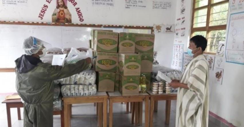 QALI WARMA: Programa social inició entrega de 190 tn de alimentos a comunidades nativas de La Convención - www.qaliwarma.gob.pe