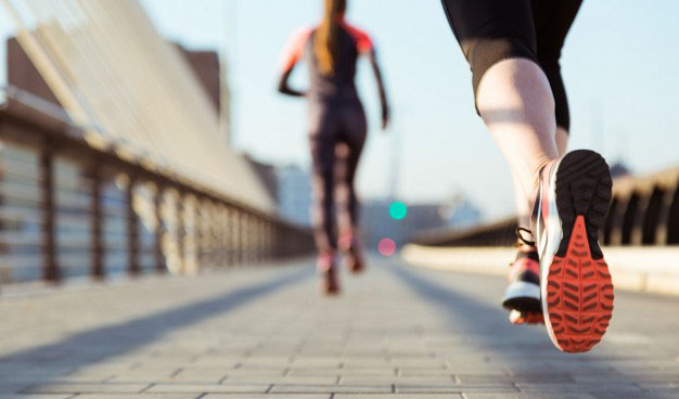 Perbedaan Jalan dan Lari