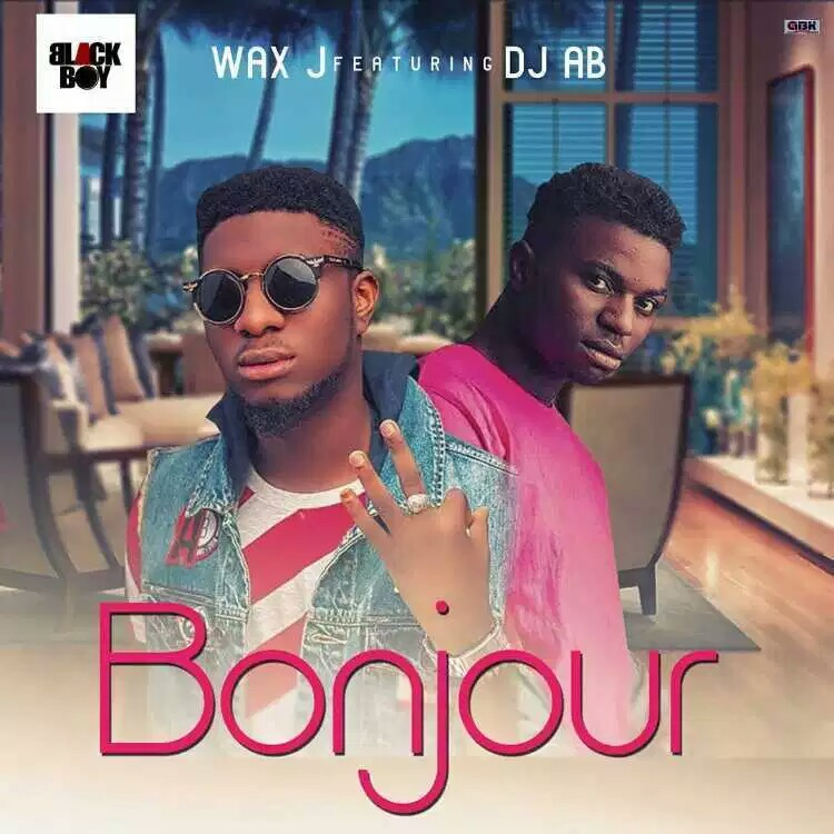 The great hit song titled  bonjour which Means Good Morning In French The new disturbance in the Northern Nigerian music industry with great voice and new style goes by the name WAX J Which He Featured The Northen Nigerian The Heavyweigh Rapper Dj Ab  Bonjour Mp3 Download