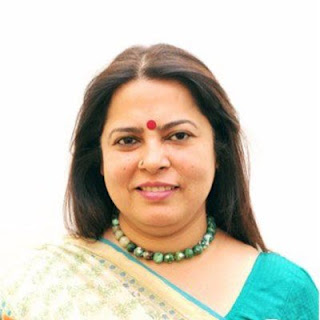 BJP MP Meenakshi Lekhi titled 'The New Delhi Conspiracy'